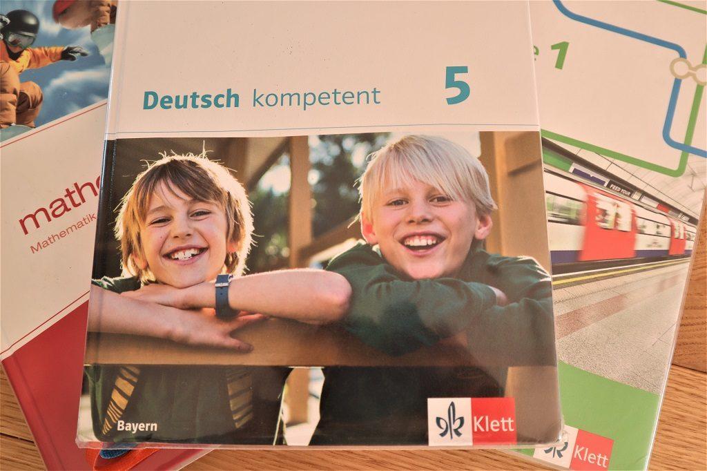 Umstellung von der Grundschule zum Gymnasium Schulbücher Klasse 5