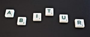 schlechtes Abi Buchstaben