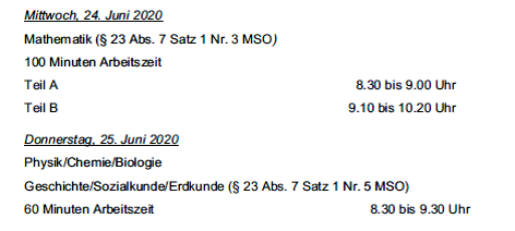 Quali Bayern 3 2020