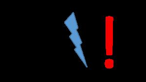 Bild mit Paragrafenzeichen und Ausrufezeichen
