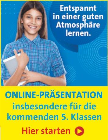 Infoabend Obermenzinger Gymnasium