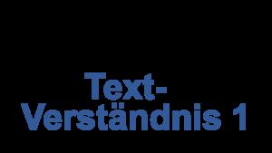 Probeunterricht Prüfungsaufgaben Textverständnis 1