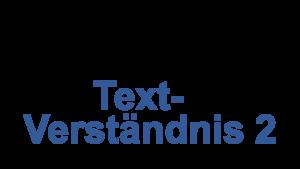Probeunterricht Prüfungsaufgaben Textverständnis 2